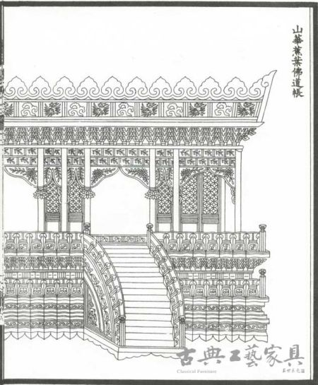 中国传统建筑与家具结构名称《中国营造学社汇刊》