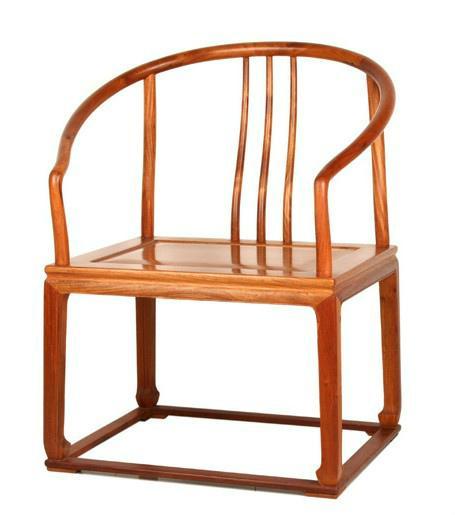 明式家具的经典--圈椅