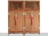 【红木家具】 黄花梨 万历柜 架格 柜架