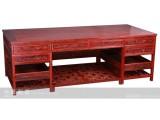 【红木家具】红酸枝 办公桌