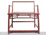 【红木家具】禅椅1 参禅 佛教用品 宗教用品 禅凳